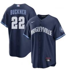 Men's Bill Buckner Chicago Cubs Wrigleyville 2021 City Connect Jersey