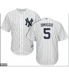 Men Chicago White Sox Joe DiMaggio New York Yankees Home Jersey