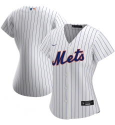 New York Mets Nike Women Home 2020 MLB Team Jersey White