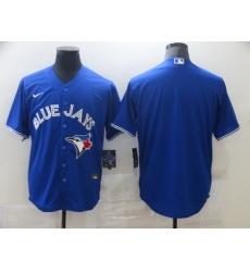 Men Nike Toronto Blue Jays Blank Royal Alternate 2020 Authentic MLB Jersey