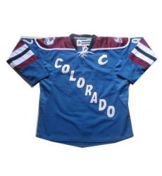 nhl jerseys Colorado Avalanche #92 landeskog blue[C patch]