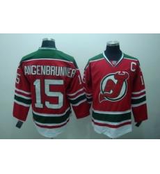 New Jersey Devils 15 Devils Langenbrunner Red Jerseys