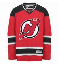 New Jersey Devils jerseys blank Red