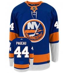 Men New York Islanders 44 Jean Gabriel Pageau Blue Adidas Jersey