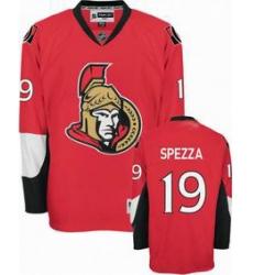 Ottawa Senators #19 SPEZZA red