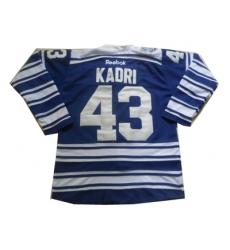 NHL Jerseys Toronto Maple Leafs #43 Kadri blue[2014 winter classic]