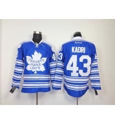 NHL Jerseys Toronto Maple Leafs #43 Kadri lt.blue[2013 new]