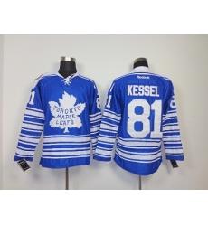 NHL Jerseys Toronto Maple Leafs #81 Kessel lt.blue[2013 new]