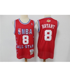 Men 2003 All Star Kobe Bryant Throwback Jersey