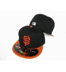 San Francisco Giants Fitted Cap 011