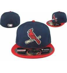 St.Louis Cardinals Fitted Cap 002