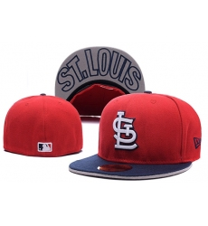 St.Louis Cardinals Fitted Cap 003