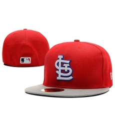 St.Louis Cardinals Fitted Cap 005