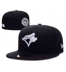 Toronto Blue Jays Fitted Cap 001