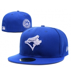 Toronto Blue Jays Fitted Cap 002