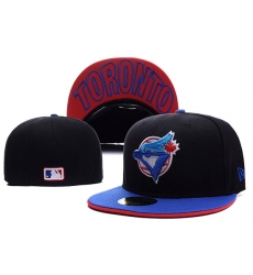 Toronto Blue Jays Fitted Cap 003