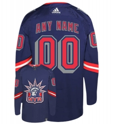 Men Women Youth All Size New York Rangers Reverse Retro Adidas Authentic Custome NHL Hockey