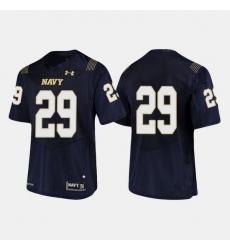 Men Navy Midshipmen Darryl Bonner College Football Navy Jersey